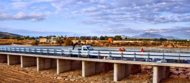 Acabada la segunda fase del carril lúdico deportivo de Vinaròs