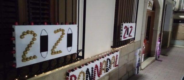 Albocàsser anuncia els guanyadors del concurs de decoració nadalenca