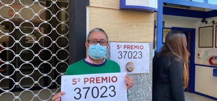 La lotería de Navidad sonríe a Vinaròs y Rossell