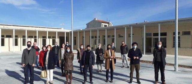 """Marzà: """"L'alumnat de l'aulari del CRA Araboga de Canet lo Roig ja té un centre educatiu nou"""""""