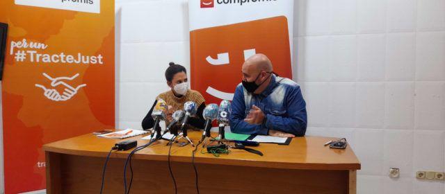 """El gobierno de Vinaròs insiste en """"revalidar"""" el tripartito y vuelve a ofrecer Fiestas a Compromís, con mayores competencias"""