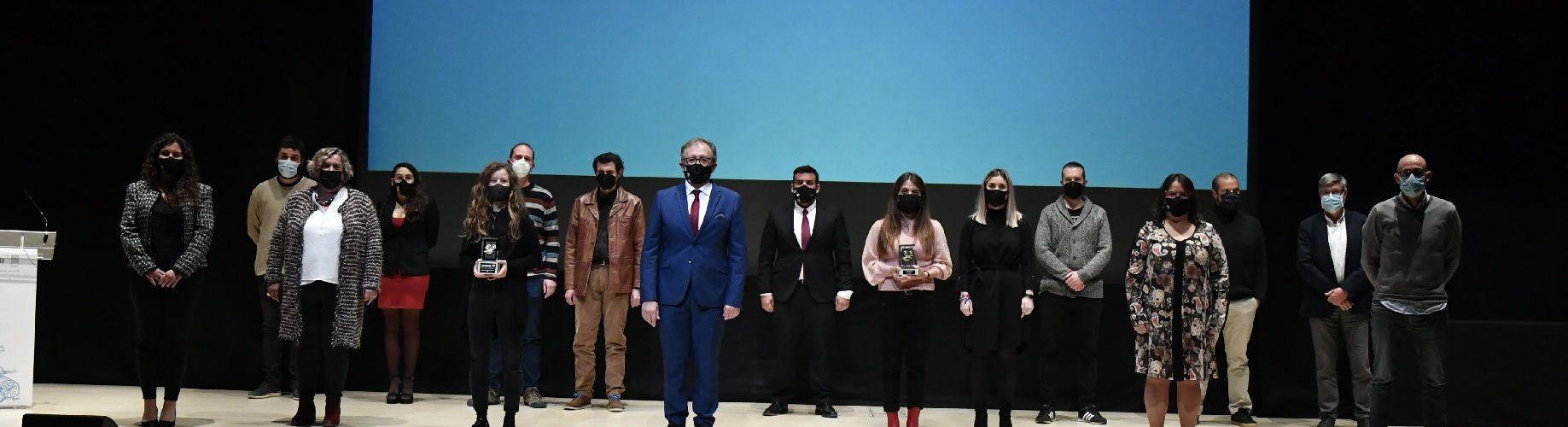 La Diputació de Castelló premia 'Voces de la pandemia' com a millor curt de la província en 'Cortometrando'