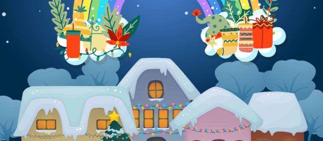 Decorar els balcons aquests nadals té premi a Vilafranca