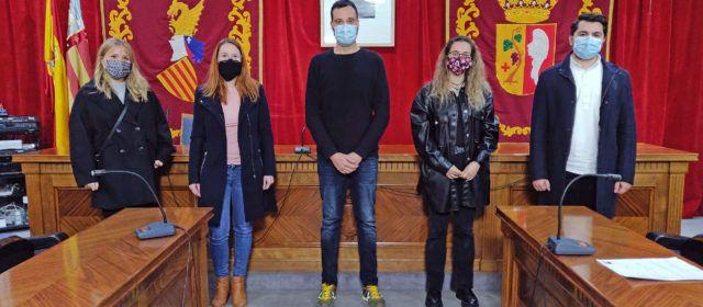 L'Ajuntament de Vinaròs contracta quatre joves a través del programa EMPUJU