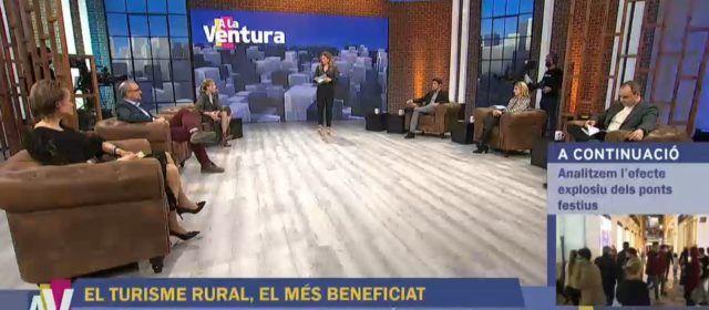 """""""A la Ventura"""" amb """"representació"""" de Vinaròs i Sant Mateu"""