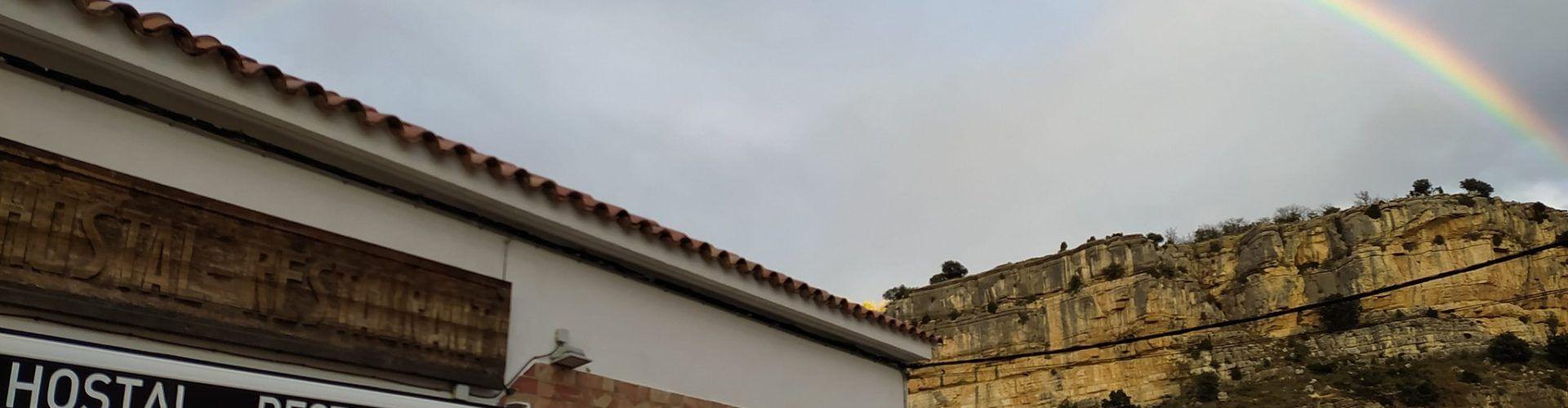 Fotos: arc de Sant Martí a Vallibona