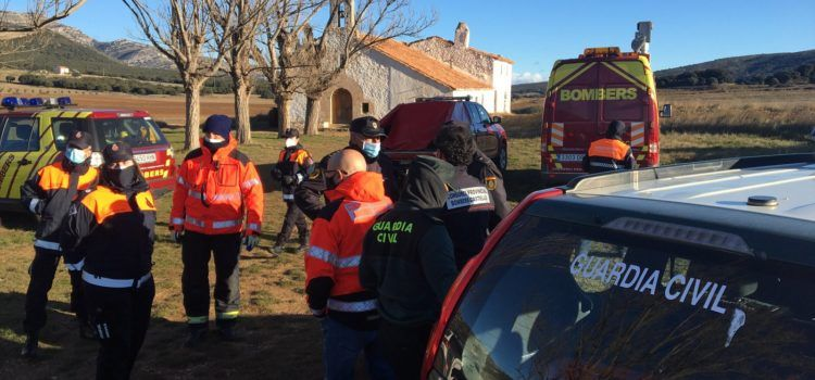 Los bomberos siguen buscando a una persona desaparecida en Catí