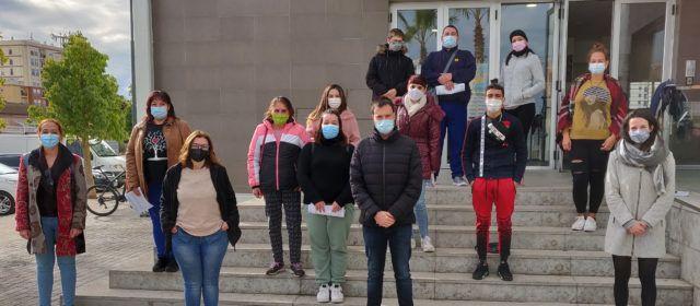 L'Ajuntament de Vinaròs inicia un nou programa Escola d'Ocupació Et Formem