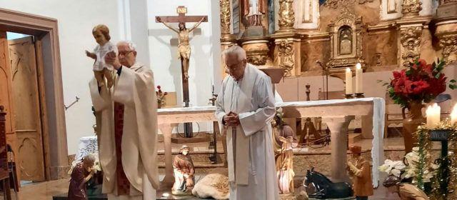 Vídeo i fotos: Missa del Gall a les parròquies S.Magdalena de Vinaròs i Jesús