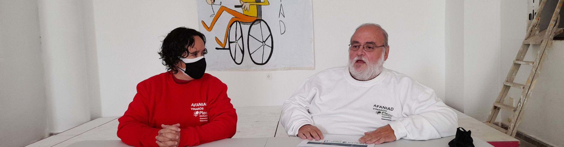 AFANIAD Vinaròs colaborará elaborando contenido para Discapacidad Televisión