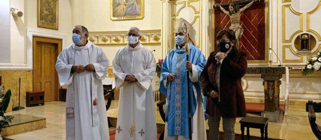 El bisbe de Tortosa admet a Vinaròs un altre diaca permanent, un veí de Càlig