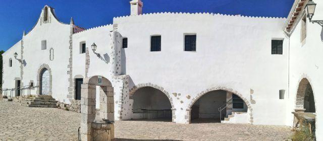 Ben Vist: ermita de Sant Antoni, Peníscola