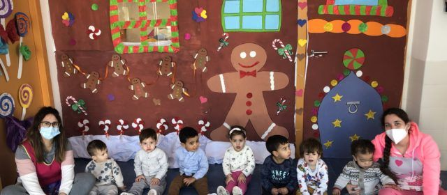 Nadal a la Ludoteca Municipal de Santa Magdalena