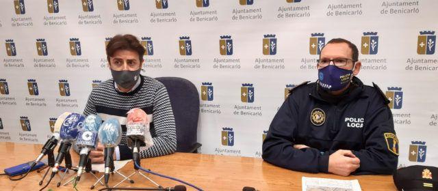 Policia Local Benicarló llança una campanya per a regular la circulació dels patinets per la ciutat