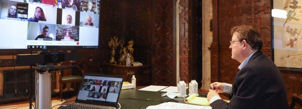 Nuevas medidas en la C.Valenciana, como prohibidas en espacio privado las reuniones de no convivientes