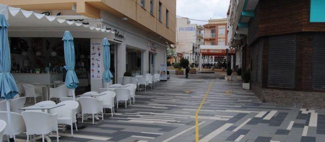 Hostaleria i comerç d'Alcalà-Alcossebre seguiran sense haver de pagar l'ocupació de via pública els pròxims 6 mesos