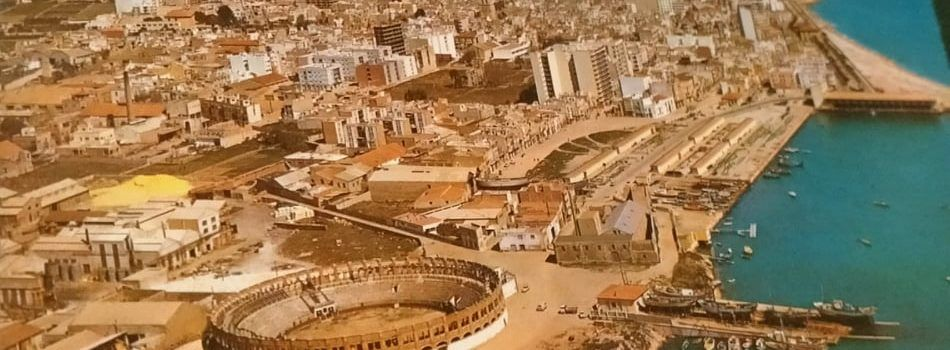 Fotos antigues: Vinaròs, a vista d'ocell