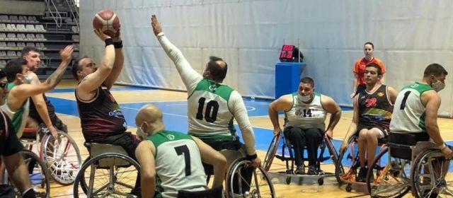 Primer partido de la Liga Nacional de 2ª División del BCR CEM L'H–Afaniad Vinaròs