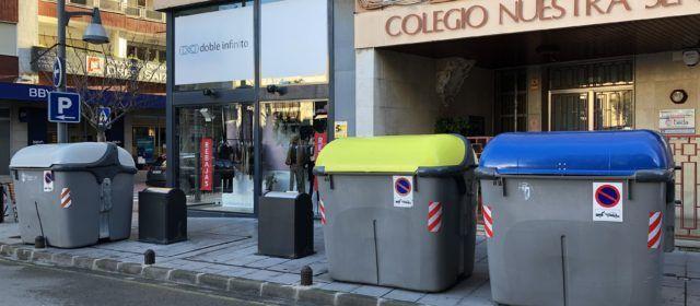 PP Vinaròs denuncia que los contenedores soterrados vuelven a estar averiados desde hace más de dos semanas