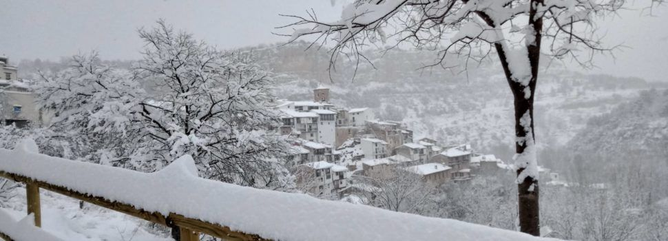 Vídeos de la nevada a Vallibona