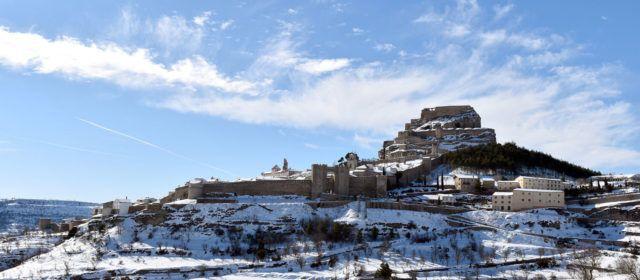 Morella valora molt positivament el treball de tots els efectius enfront del temporal de neu
