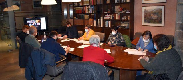 El Consell de la Solidaritat de Morella millora les bases per a col·laborar amb les ONG