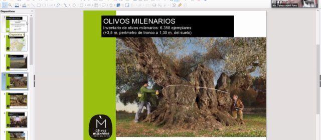 La Taula del Sénia participa en el taller virtual de la FAO sobre SIPAM y restauración de ecosistemas