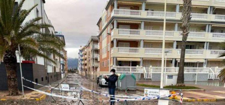 """Compromís reclama al Senat que la costa valenciana siga qualificada com a """"zona catastròfica"""" i demana mesures urgents"""