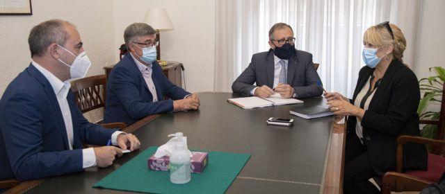 La Diputació i la Generalitat planegen la signatura d'un conveni per a l'elaboració d'un estudi sobre l'escassetat d'habitatge a l'interior de la província