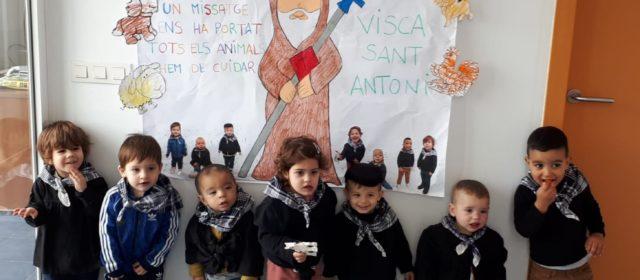 La Ludoteca de Santa Magdalena celebra Sant Antoni