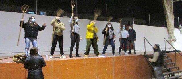 El Patronat de la Passió canvia els Pastorets per una 'tarda d'il·lusió' al'antic poliesportiu d'Ulldecona