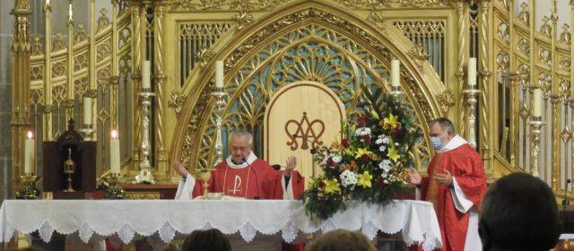 El día del patrón de Vinaròs quedó reducido a dos misas