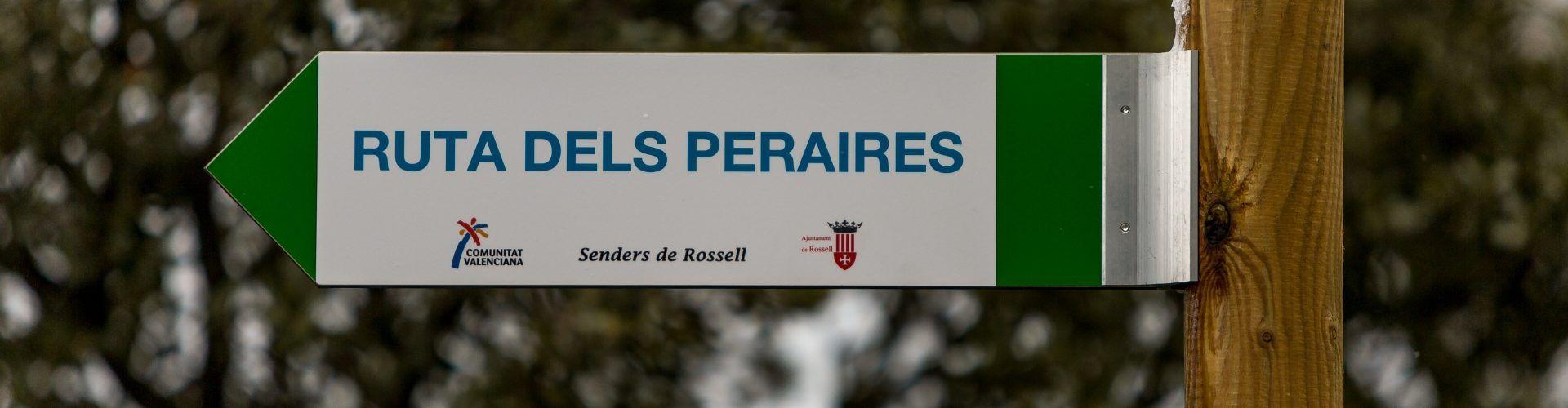 Rossell neteja i senyalitza la nova Ruta dels Peraires