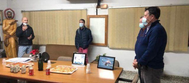 """El último subastador a voz de la lonja de Vinaròs: Andreu Albiol, """"Andrus"""""""