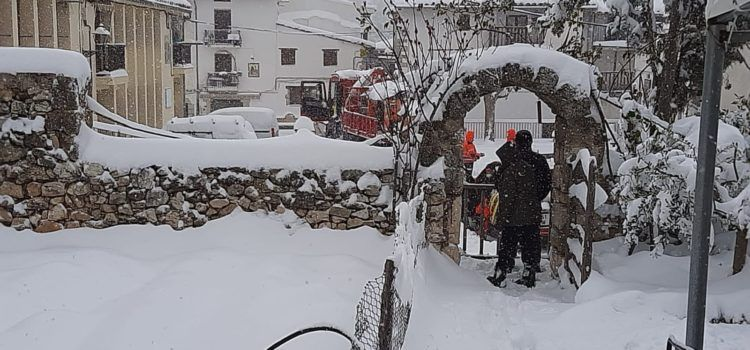 Fotos: la nevada a La Pobla, El Boixar, Portell i Vallibona