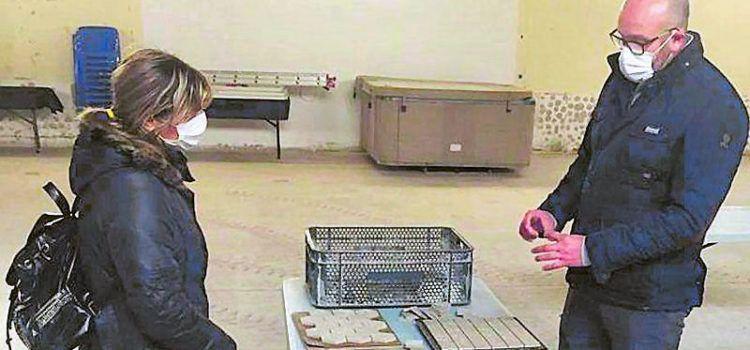 El Pilatero montará piezas cerámicas en la Todolella desde el próximo febrero