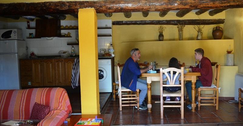 Las casas turisticas ganan la partida a los pisos de alquiler