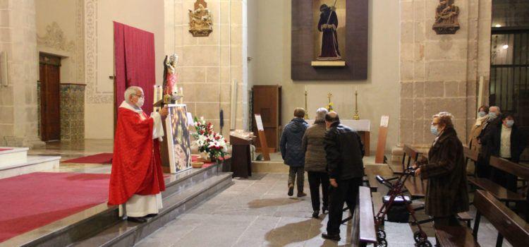 Sant Sebastianet de Vinaròs solo tendrá la misa