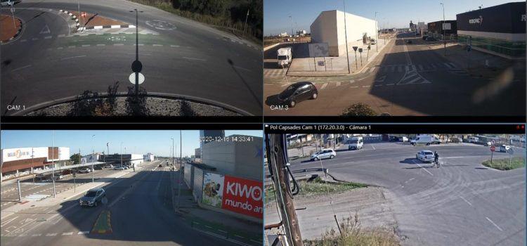 L'Ajuntament de Vinaròs instal·la càmeres de videovigilància als polígons industrials