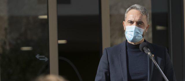 L'alcalde d'Alcanar alerta a la ciutadania de la situació per la pandèmia, amb 46 positius en només 7 dies