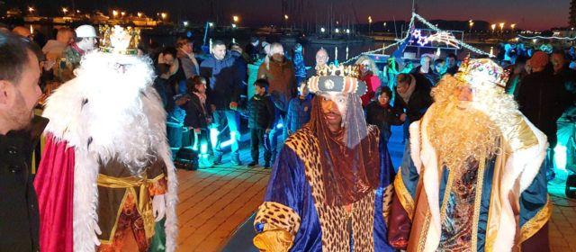 Vinaròs y la tradición de la cabalgata de los Reyes Magos