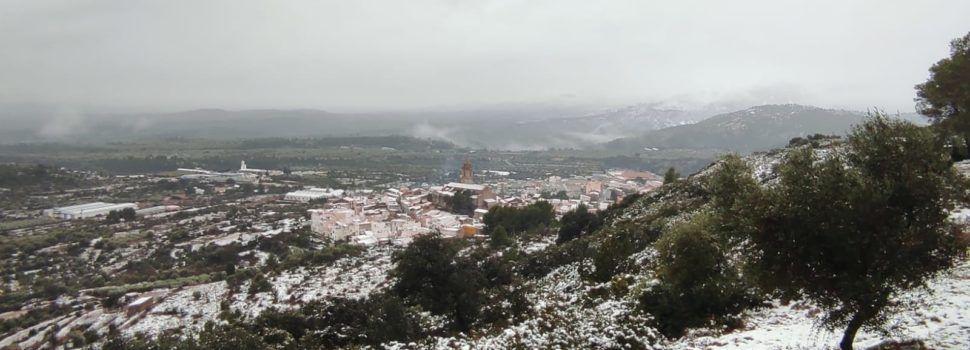 Fotos: La neu s'escampa