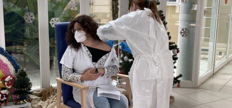 Continua a Benicarló la vacunació de la covid19 als centres de l'OACSE