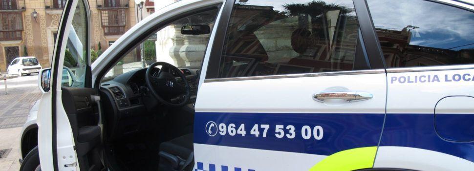 Benicarló adjudica l'arrendament de tres vehicles patrulla per a la Policia Local