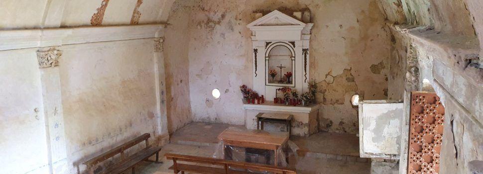 Denegada subvención para restaurar la ermita románica de Vallibona
