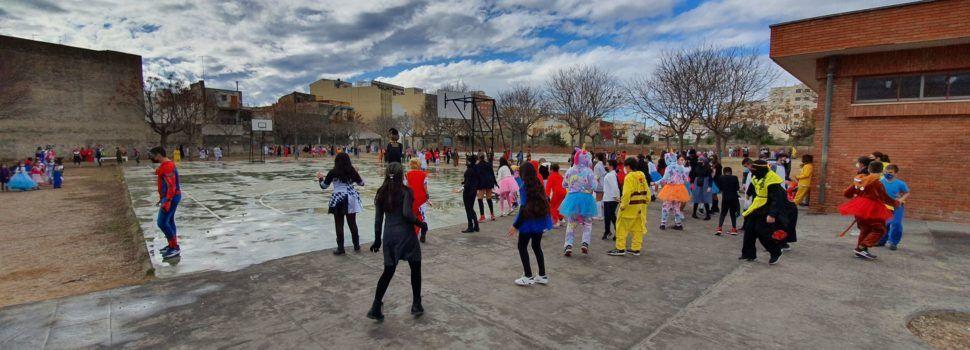 Vídeo i fotos: Ball final del Carnaval al CEIP Assumpció de Vinaròs