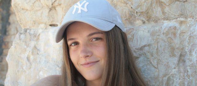 Anna Gil, de Vinaròs: primer cartell i el tercer millor