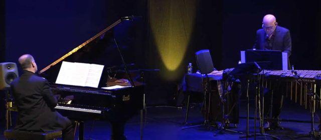Música de Carles Santos, en el concierto del 30 aniversario de la UJI