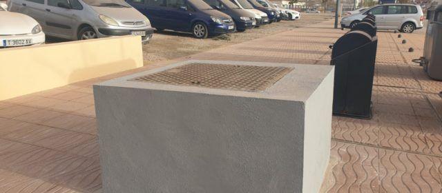 L'Ajuntament treballa per a millorar el servei dels contenidors soterrats
