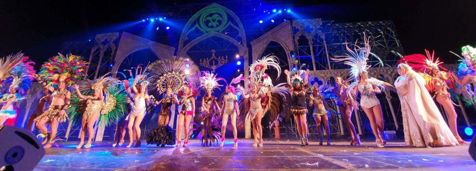 Vídeos: Recordant les dues gales de reines i reis del Carnaval de Vinaròs 2020
